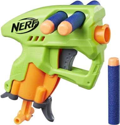 Nerf Nanofire Green Guns   Darts Green Nerf Toy Guns   Others