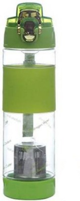 RUDRAYA 600 ml Water Purifier Bottle(Green)