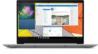 Lenovo Ideapad S145 Ryzen 3 Dual Core - (4 GB/1 TB HDD/Windows 10 Home) S145-15API Laptop(15.6 inch, Platinum Grey, 1.85 kg, With MS Office)