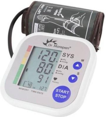 Dr. Morepen Bp02 Monitor BP02 Bp Monitor  (White)