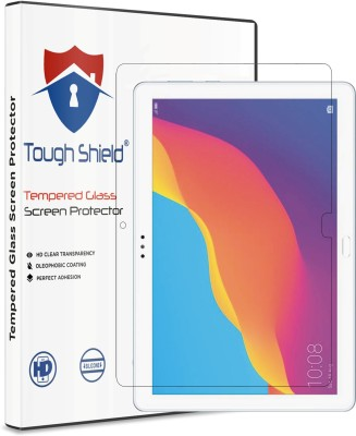 TOUGH SHIELD Tempered Glass Guard for Honor Pad 5 10.1 Inch Screen Size (Wi-Fi+4G Tablet)(Pack of 1)