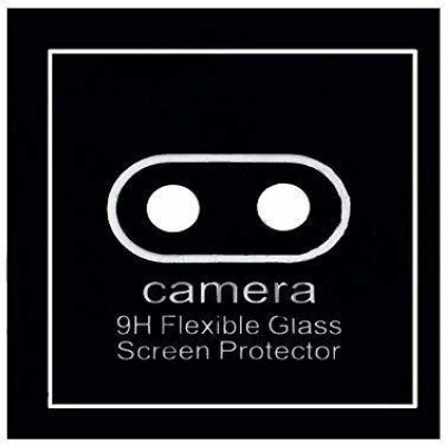 Riff Back Camera Lens Glass Protector for Mi Redmi Note 6 Pro(Pack of: 1)