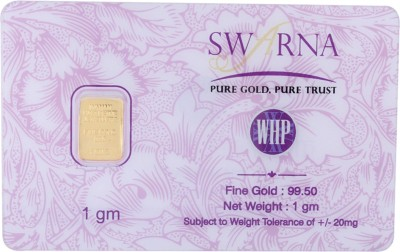 WHPJEWELLERS WHP 24Kt Gold Coin 24  995  K 1 g Yellow Gold Coin WHPJEWELLERS Coins   Bars