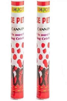 Style Mania Confetti(Red, Pack of 2)