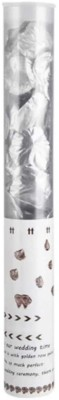 Style Mania Confetti(Silver, Pack of 1)