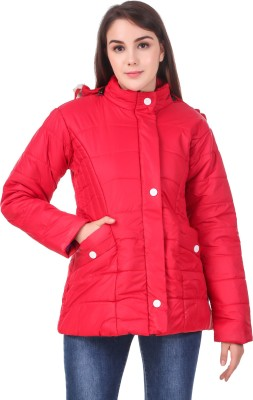 Young Threads Collection Full Sleeve Solid Women Jacket