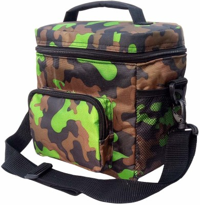 Aafeen Office Use Waterproof Lunch Bag(Multicolor, 5 L)