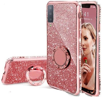 KC Back Cover for Samsung Galaxy A70, Samsung Galaxy A70s(Pink, Shock Proof, Silicon)