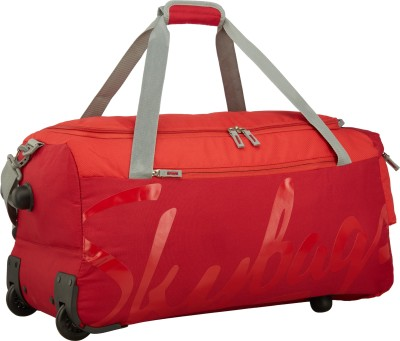 Skybags  Expandable  SWING DFT 65 CHERRY RED Duffel Strolley Bag