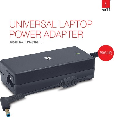 iBall 3165HB 65 W Adapter(Power Cord Included)