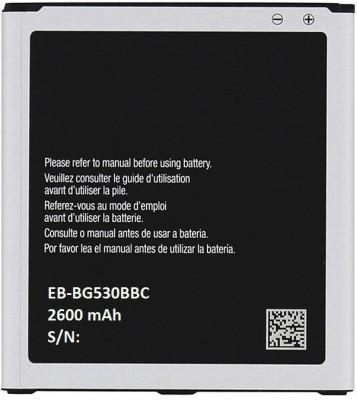 Grand Cell Mobile Battery For Samsung Galaxy J3 | EB-BG530BBC | 2600mAh