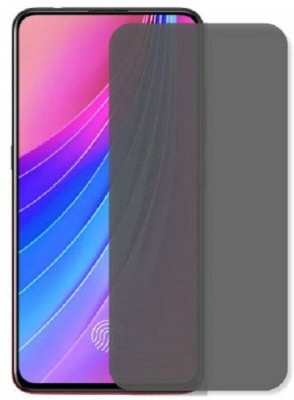 LORTZEA Edge To Edge Tempered Glass for VIVO X27 11D (PACK OF 2 )(Shatterproof) (Antifingerprint) (Scratch Resistant) (Oleophobic Coating)(Pack of 2)