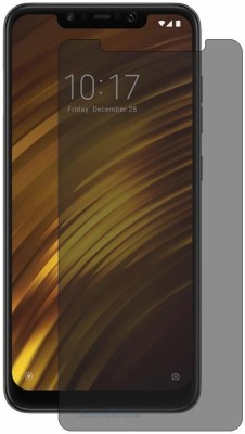 Spinzzy Tempered Glass Guard for POCO F1(Pack of 1)