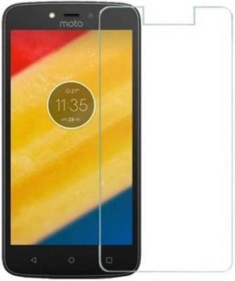 GBKS Tempered Glass Guard for Motorola Moto C Plus(Pack of 1)