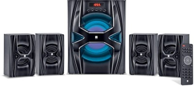 iBall Breathless BT49 V2.0 72 W Bluetooth Home Theatre(Black, 4.1 Channel)
