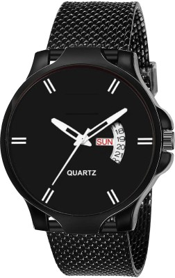 moveflex Men_213 Black New Arrival Day And Date Functioning Watch For Boys Analong Watch q Analog Watch  - For Men