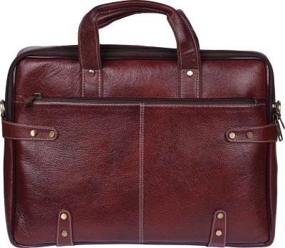 Smartlife 15.6 inch Expandable Laptop Messenger Bag(Tan)