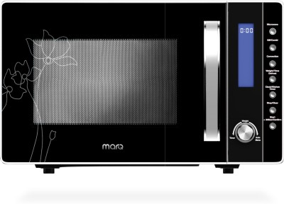 MarQ by Flipkart 30 L Convection Microwave Oven(AC930AHY-ST / AC930AHY-S, Black, Silver)
