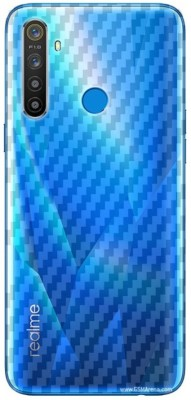 MRNKA Back Screen Guard for Realme 5 Pro(Pack of 1)