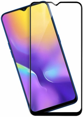 S-Line Edge To Edge Tempered Glass for Samsung Galaxy A30, Samsung Galaxy A30s, Samsung Galaxy A50, Samsung Galaxy A50s, Samsung Galaxy M30, Samsung Galaxy M30s, Samsung Galaxy A20(Pack of 1)