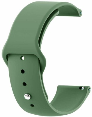CellFAther Universal 20mm Silicone Band Smart Watch Strap(Green)