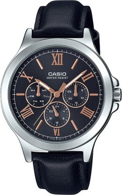 Casio A1687 Enticer Men's   MTP V300L 1A2UDF   Analog Watch   For Men Casio Wrist Watches