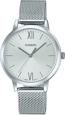 CASIO A1692 Enticer Lady's   LTP E157M 7ADF   Analog Watch   For Women CASIO Wrist Watches