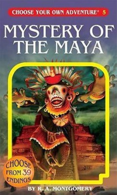 Mystery of the Maya(English, Paperback, Choose Your Own Adventure R. A.)
