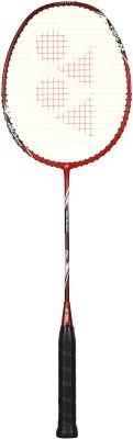 Yonex Arcsaber Light 15i Red Strung Badminton Racquet(Pack of: 1, 80 g)
