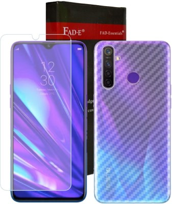 FAD-E Front and Back Screen Guard for Realme 5 Pro(Pack of 1)