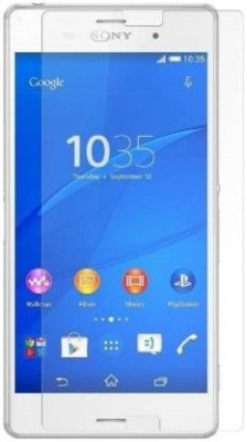 A-Allin1 Tempered Glass Guard for Sony xperia M5(Pack of 1)