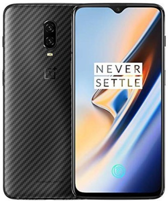 ACUTAS Back Screen Guard for Protector Film Carbon Fiber Finish Ultra Thin Scratch Resistant Safety Protective Film for OnePlus 7(Pack of 1)