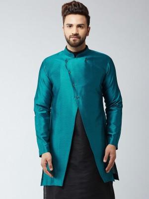 BENSTOKE Full Sleeve Self Design Men Jacket