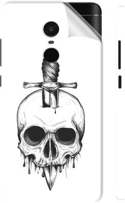 Snooky 1031L-HemSknRdmiNote4 Mi Redmi Note 4 Mobile Skin(Multicolor)