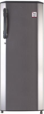 LG GL-B281BPZX 270L 4S Single Door Refrigerator, Shiny Steel