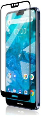 Legacy Edge To Edge Tempered Glass for Nokia 7.1(Pack of 1)