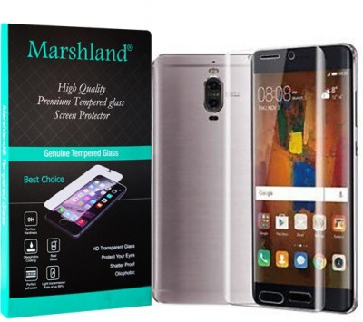 Marshland Back Screen Guard for Transparent, Back Screen Guard Anti Scratch Bubble Free Flexible Back Screen Protector For Huawei Honor Play(Pack of 1)