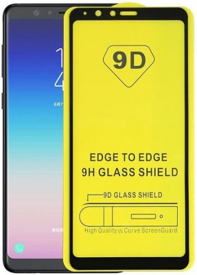 Legacy Edge To Edge Tempered Glass for Samsung galaxy A8 Star(Pack of 1)