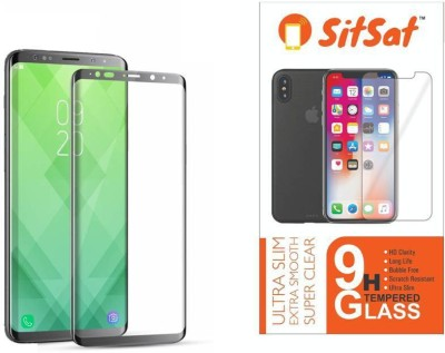 S-Softline Edge To Edge Tempered Glass for Samsung Galaxy S10 Lite(Premium 6D 9H Full Glue)(Pack of 1)