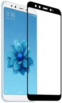 Legacy Edge To Edge Tempered Glass for samsung galaxy a2 core(Pack of 1)