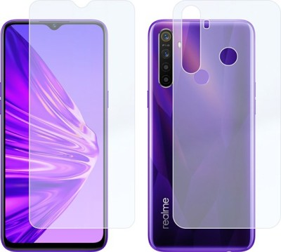 Karpine Front and Back Screen Guard for OPPO F11 Pro, OPPO K3, Realme X(Pack of 1)