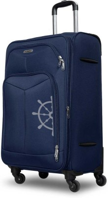 NOVEX Cayon Expandable Check in Luggage   24 inch NOVEX Suitcases