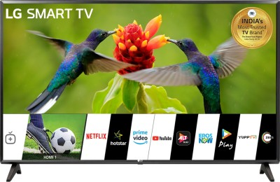 LG All-in-One 80cm (32 inch) HD Ready LED Smart TV(32LM560BPTC)