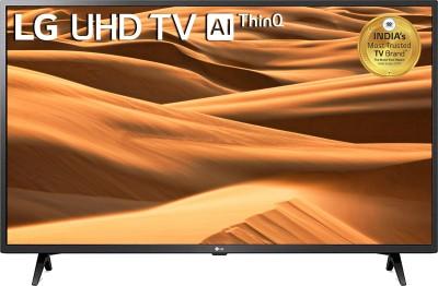 LG All-in-One 126cm (50 inch) Ultra HD (4K) LED Smart TV(50UM7290PTD)