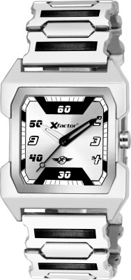 X Factor XF-G304-SQUARE-FT Mr. Briliant Super Party Player Edition FT Collection Analog Watch  - For Men