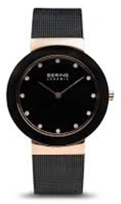 Bering 11435 166 Analog Watch   For Women Bering Wrist Watches
