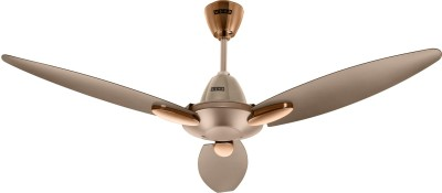 Usha Aerostyle 1200 mm 3 Blade Ceiling Fan(Rich Brown, Pack of 1)