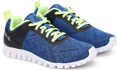 REEBOKLace Running Shoes For Boys Blue