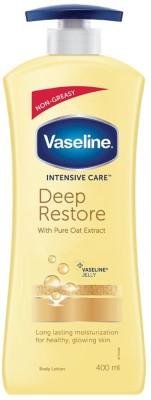 Vaseline Intensive Care Deep Restore Body Lotion(400 ml)