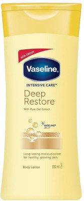 Vaseline Intensive Care Deep Restore Body Lotion(100 ml)